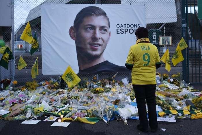 El mundo del fútbol llora por Emiliano Sala. /EFE