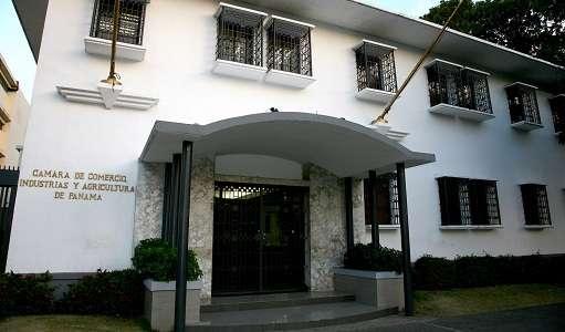 Vista exterior de la sede de la CCIAP.  Foto: Archivo