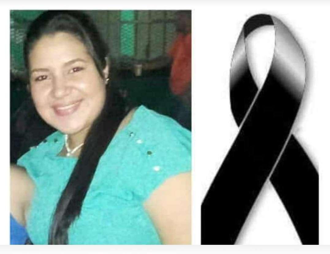En la imagen Harriet Shantal Ortiz de 26 años.