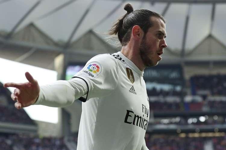 Bale dio la impresión de haber hecho un corte de mangas. Foto: AP