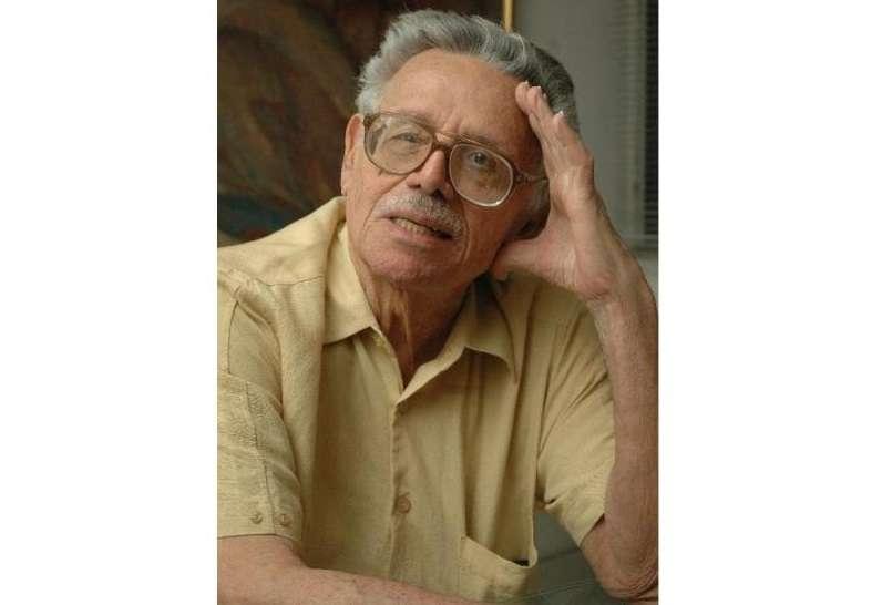 En la imagen el periodista y escritor Guillermo Sánchez Borbón. Foto: Archivo