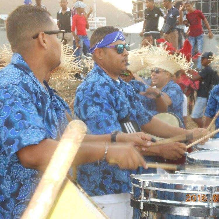 Sabor Huerteño y Los Calypsos llevan de costumbre alegrar a sus comunidades. Fotos: Edwards Santos Cruz/Cortesía