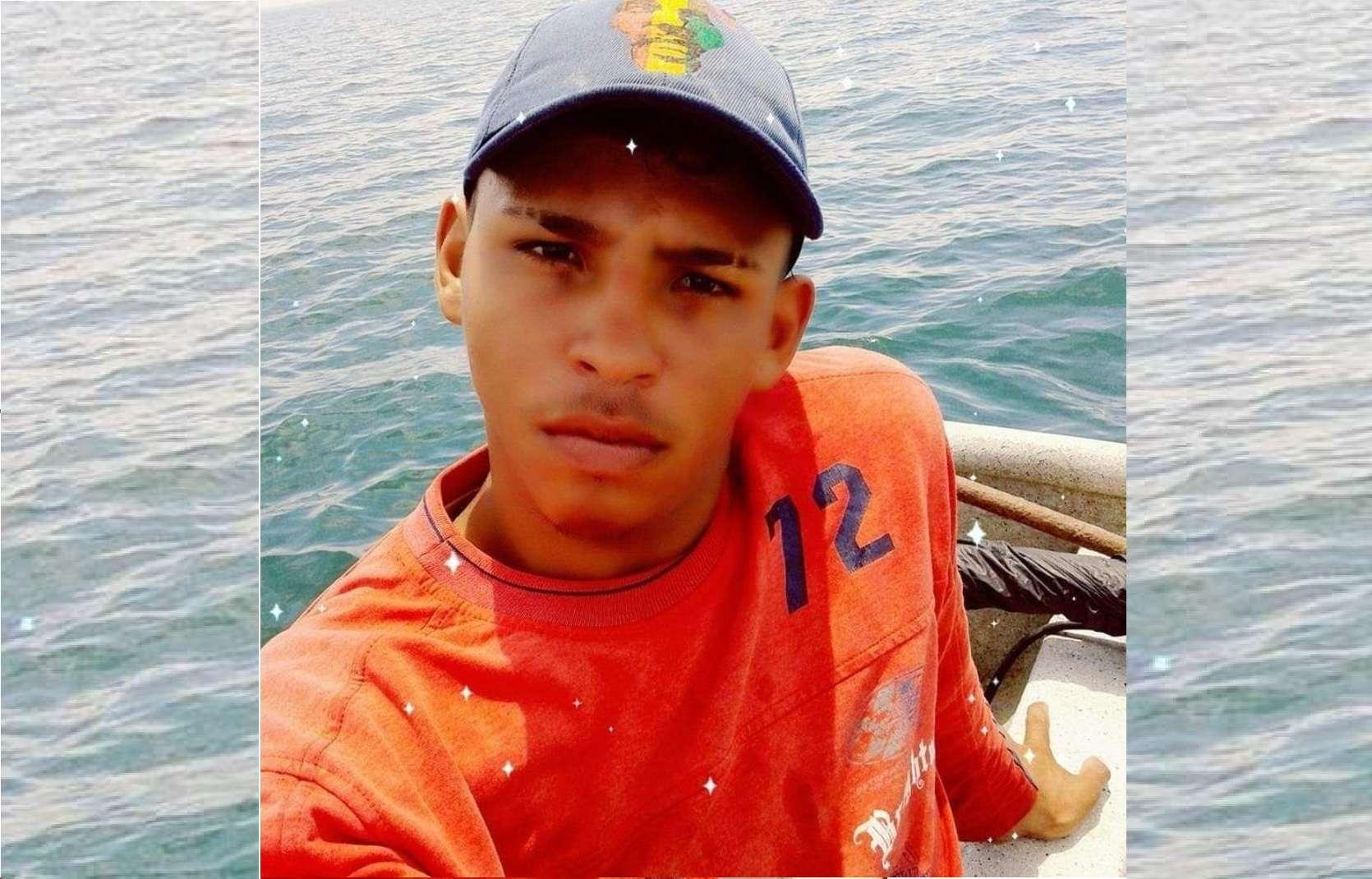 En la imagen pescador Luis Bustamante.Foto: Thays Domínguez