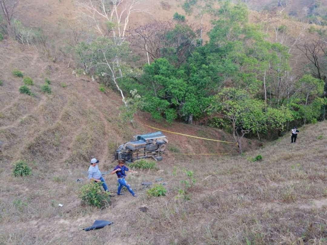 Accidente en Macaracas