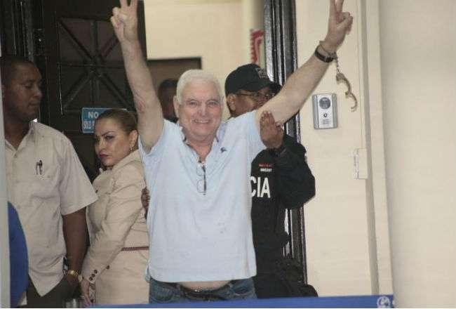 Ricardo Martinelli se mantiene privado de su libertad desde el 11 de junio de 2018, en el centro penitenciario El Renacer. Foto: Archivo