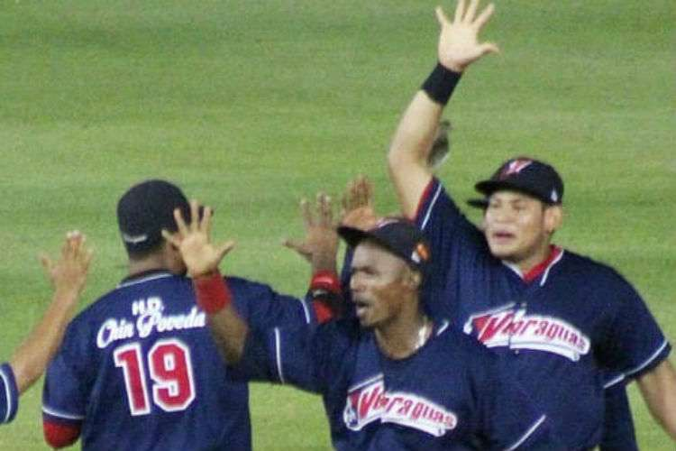 El equipo de Veraguas sigue sorprendiendo en el campeonato nacional de béisbol mayor. Foto: Fedebeis
