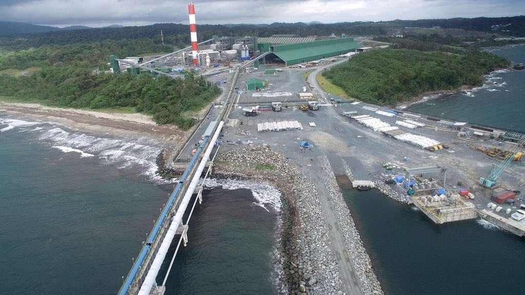 Vista general del proyecto en Donoso. Foto: @SEC