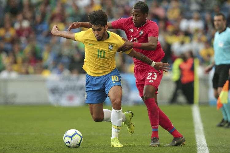 El encuentro se disputó en el estadio Do Dragao, en Oporto, Portugal.