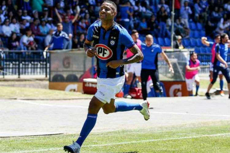 Gabriel Torres fue uno de los refuerzos de Universidad de Chile para la actual temporada.