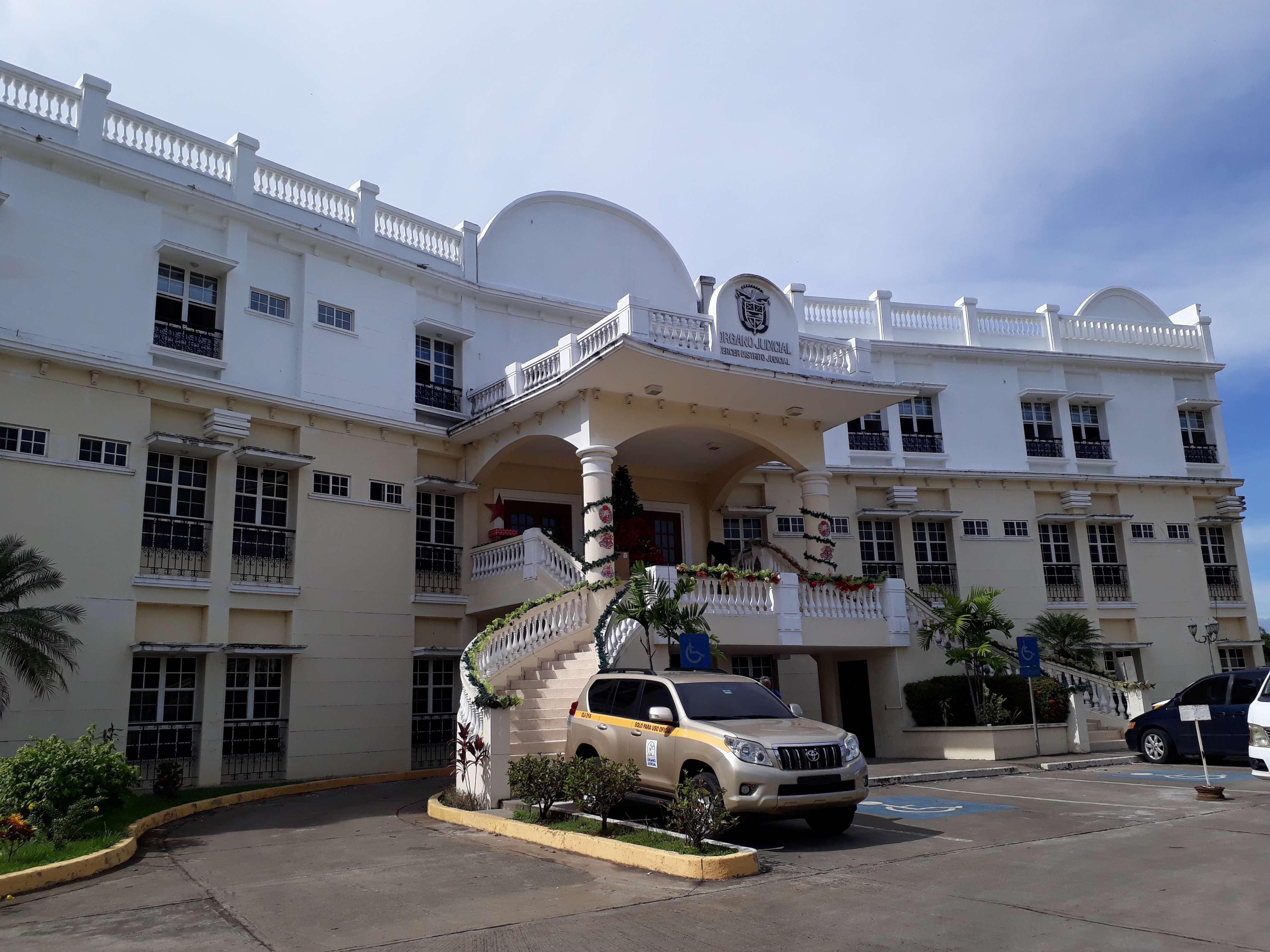 Las investigaciones fueron adelantadas por la Fiscalía Sub Regional de Bugaba. / Foto: José Vásquez