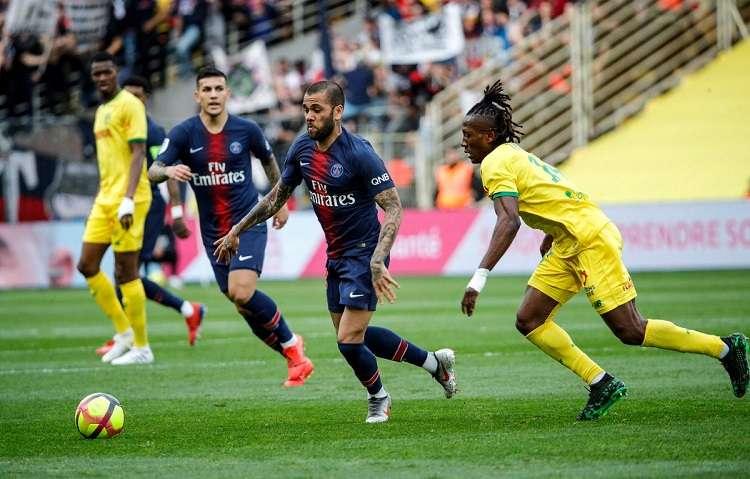 El París Saint Germain no pudo evitar una nueva derrota. Foto:Twitter