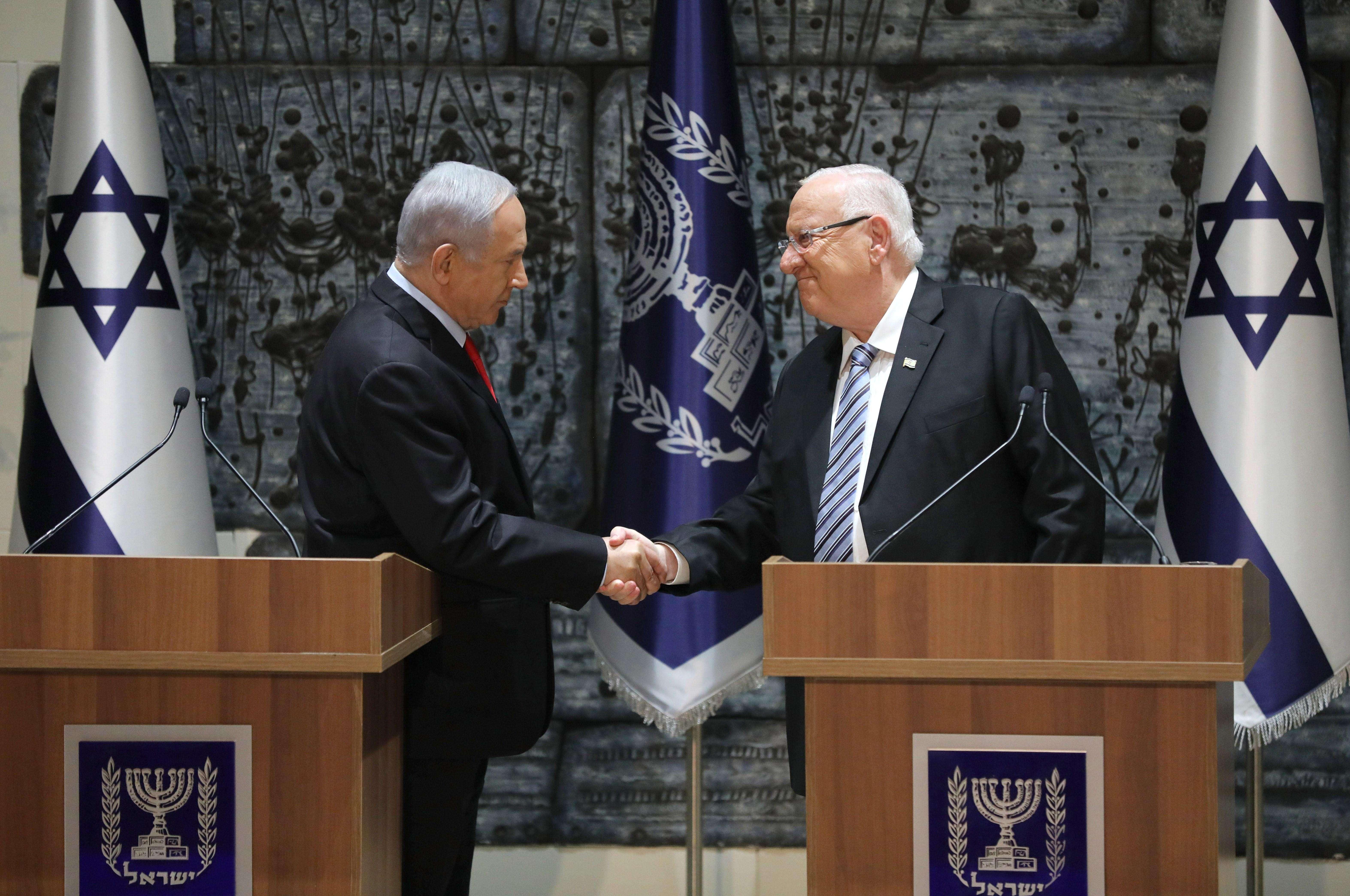 """Sobre Cisjordania, el embajador defendió que """"Judea y Samaria (nombres bíblicos de la zona) es un territorio en disputa""""."""