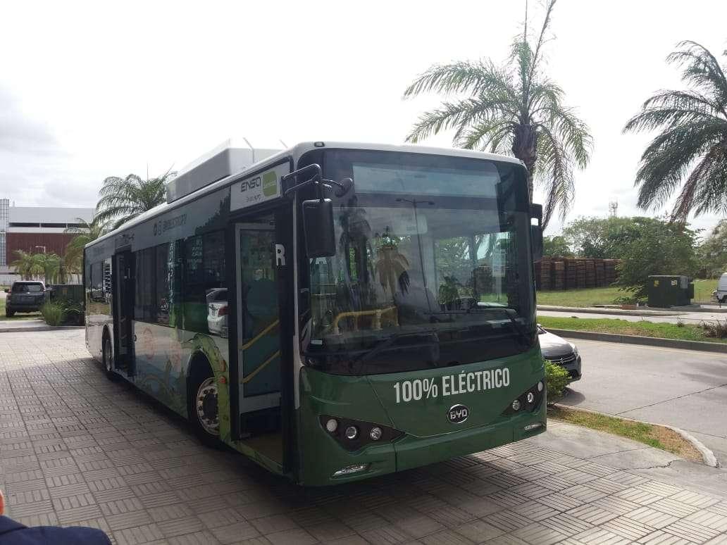 Modelo de bus K9.