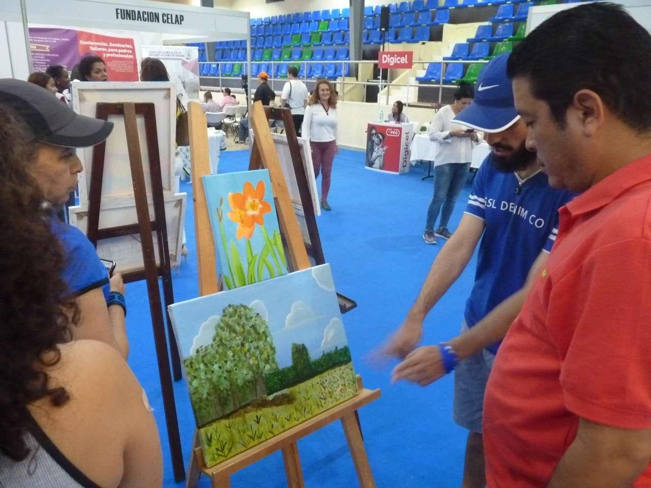 Expo Salud sobre el Autismo