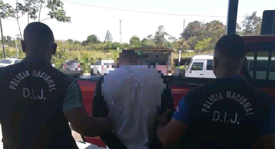 Las autoridades están tras la pista de otros requeridos. Foto: José Vásquez