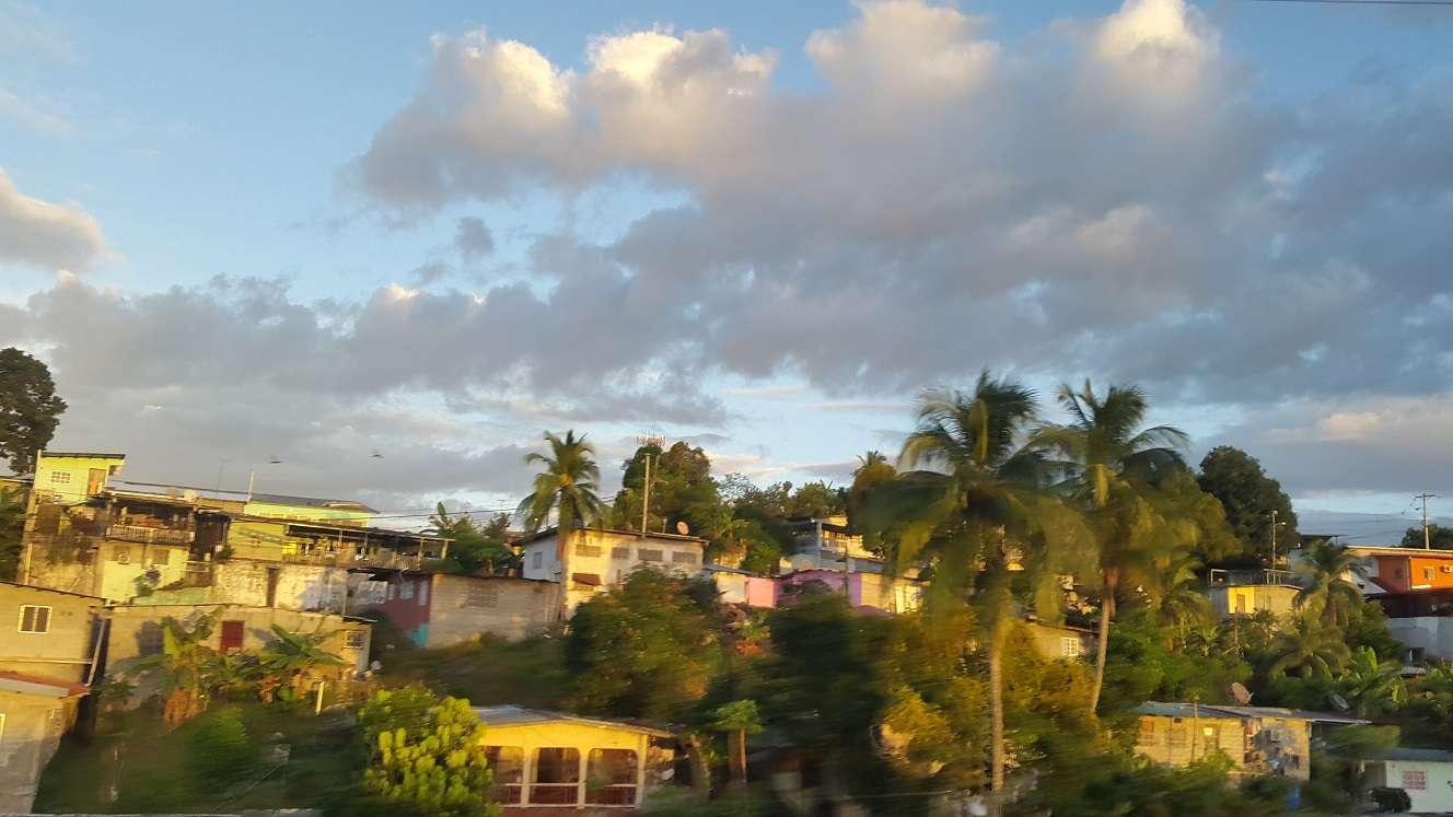Vista general de un punto del distrito de San Miguelito. Foto: Ilustrativa