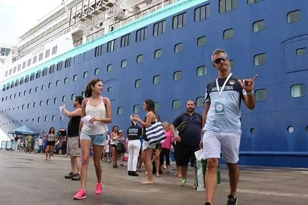 Los viajes en crucero son los preferidos por los viajeros.