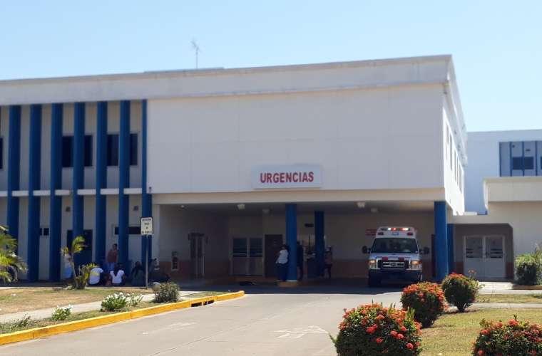 El paciente falleció en el Hospital Gustavo Nelson Collado de Chitré. Foto. Ilustrativa