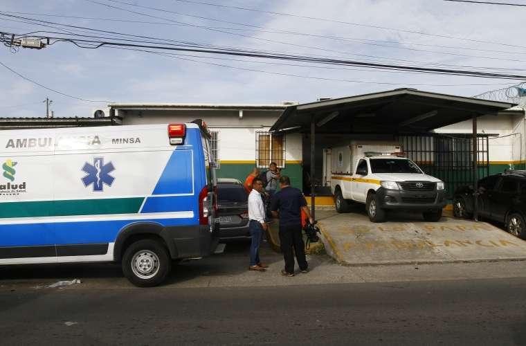 Eduardo Arturo Whitelock fue llevado al centro de salud en Torrijos Carter, pero no sobrevivió. Foto: Archivo