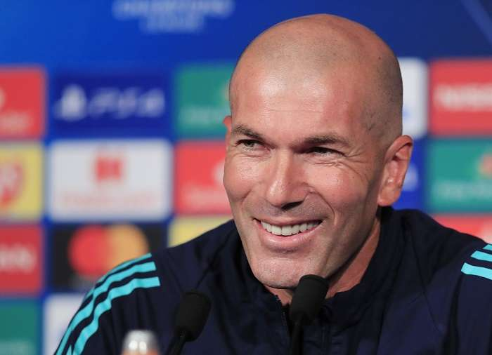 Zinedine Zidane /EFE
