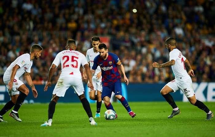 Lionel Messi. /EFE