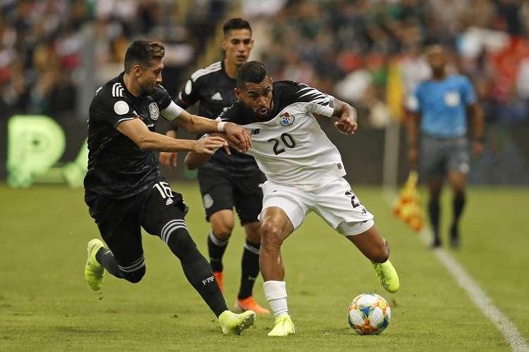 El seleccionado panameño viene de perder 3-1 ante México. Foto: AP