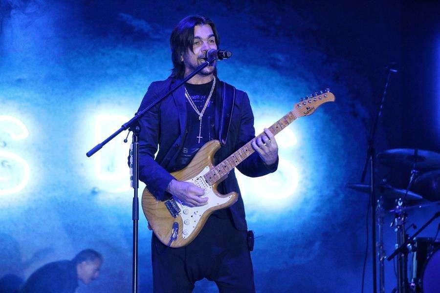 El cantante colombiano Juanes. EFE