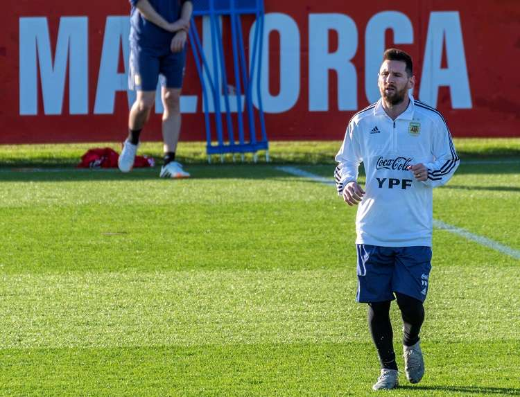 Lionel Messi / Foto EFE
