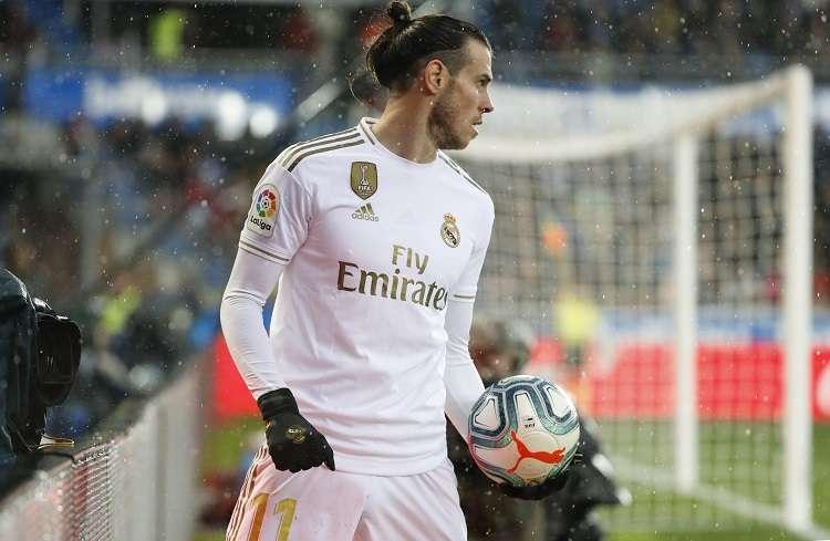 El jugador galés del Real Madrid Gareth Bale. Foto: EFE