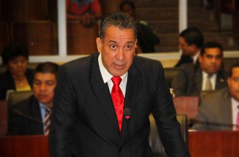 """En la imagen aparece el exdiputado José Luis """"Pepe"""" Castillo."""