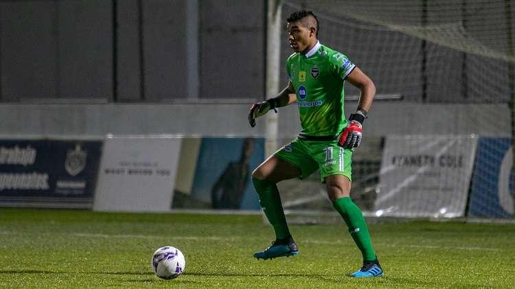 Mosquera no jugó las primeras ocho fechas del Apertura 2019 debido a una lesión. Foto: Cortesía