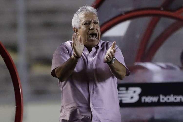 Américo Gallego. Foto: Anayansi Gamez