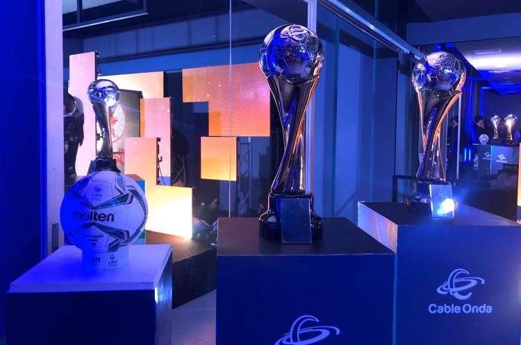 Todo listo para el inicio del torneo. Foto: Twitter