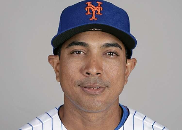 Luis Rojas será el nuevo mánager de los Mets. Foto: AP