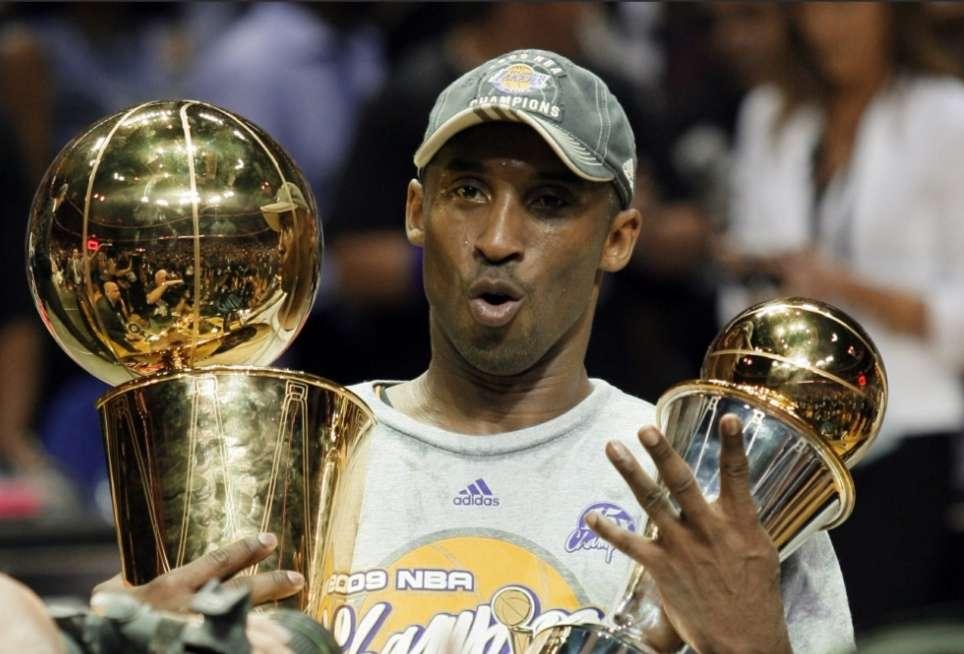 Kobe Bryant /AP