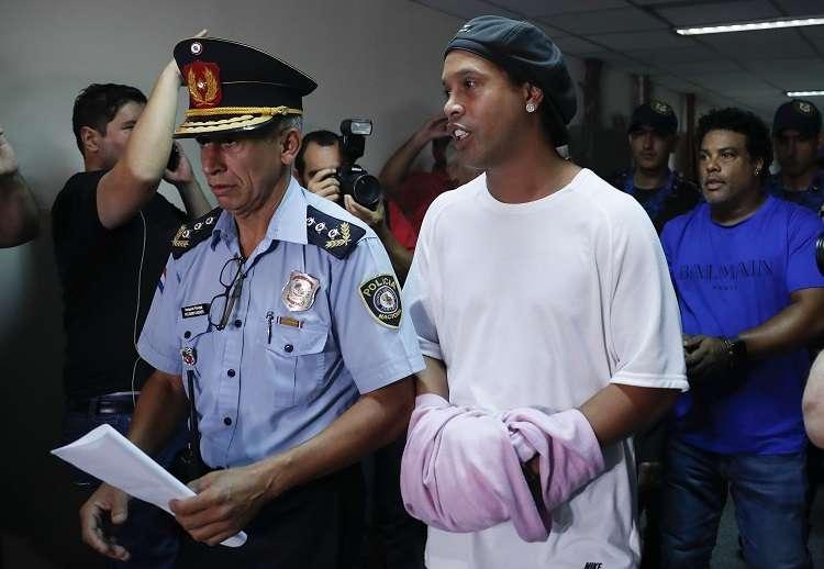 La denegación se produce un día después de que la defensa de los hermanos apelara a la prisión preventiva . Foto: EFE