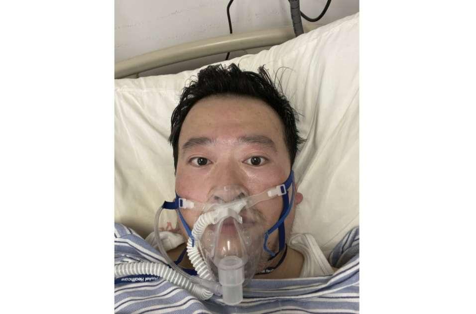 El doctor Li Wenliang
