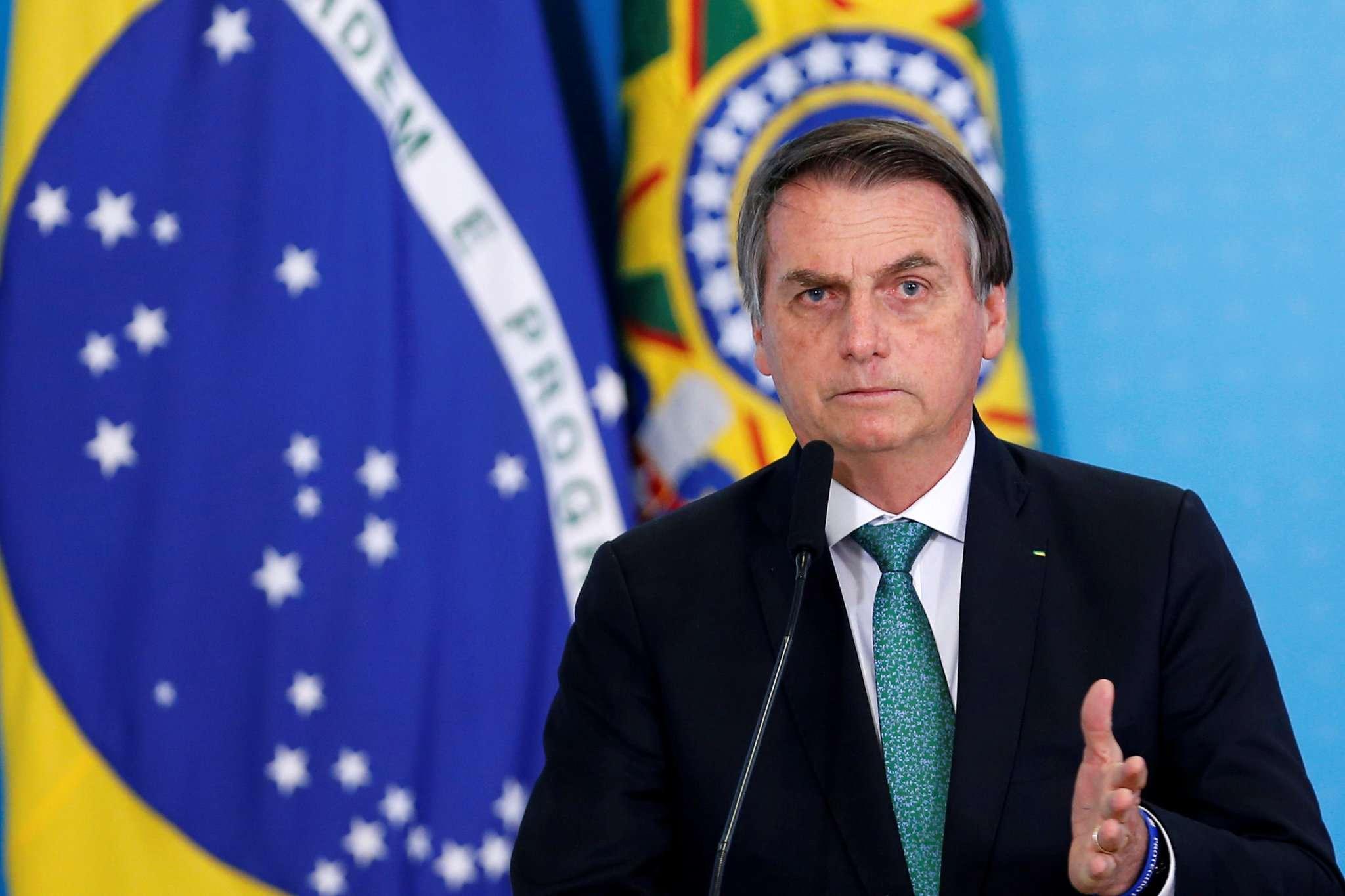 Jair Bolsonaro, presidente de Brasil. / EFE
