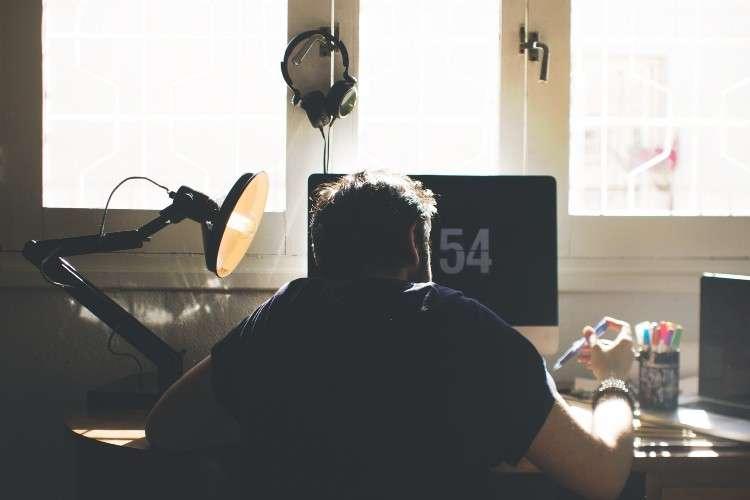 La ley de teletrabajo fue sancionada el 18 de febrero de 2020. Foto ilustrativa / Pixabay.