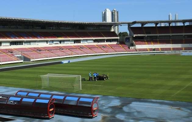 Estadio Rommel Fernández /Archivo