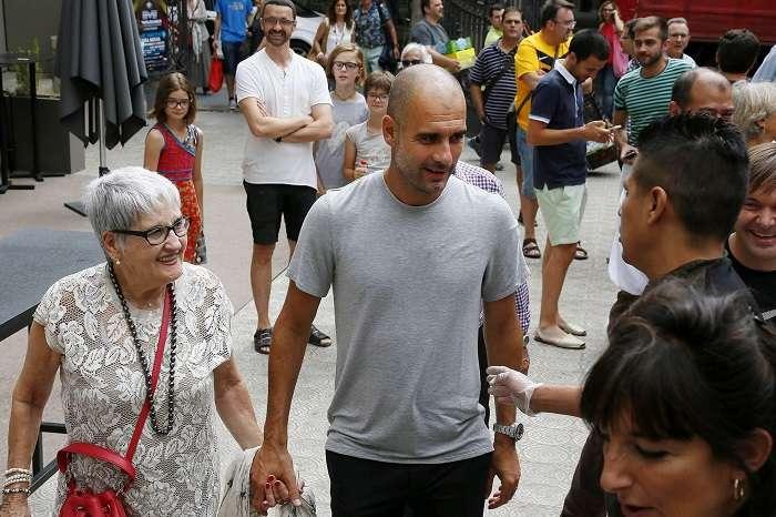 Pep Guardiola / AP