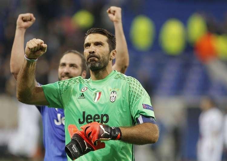 Gianluigi Buffon. Foto: AP