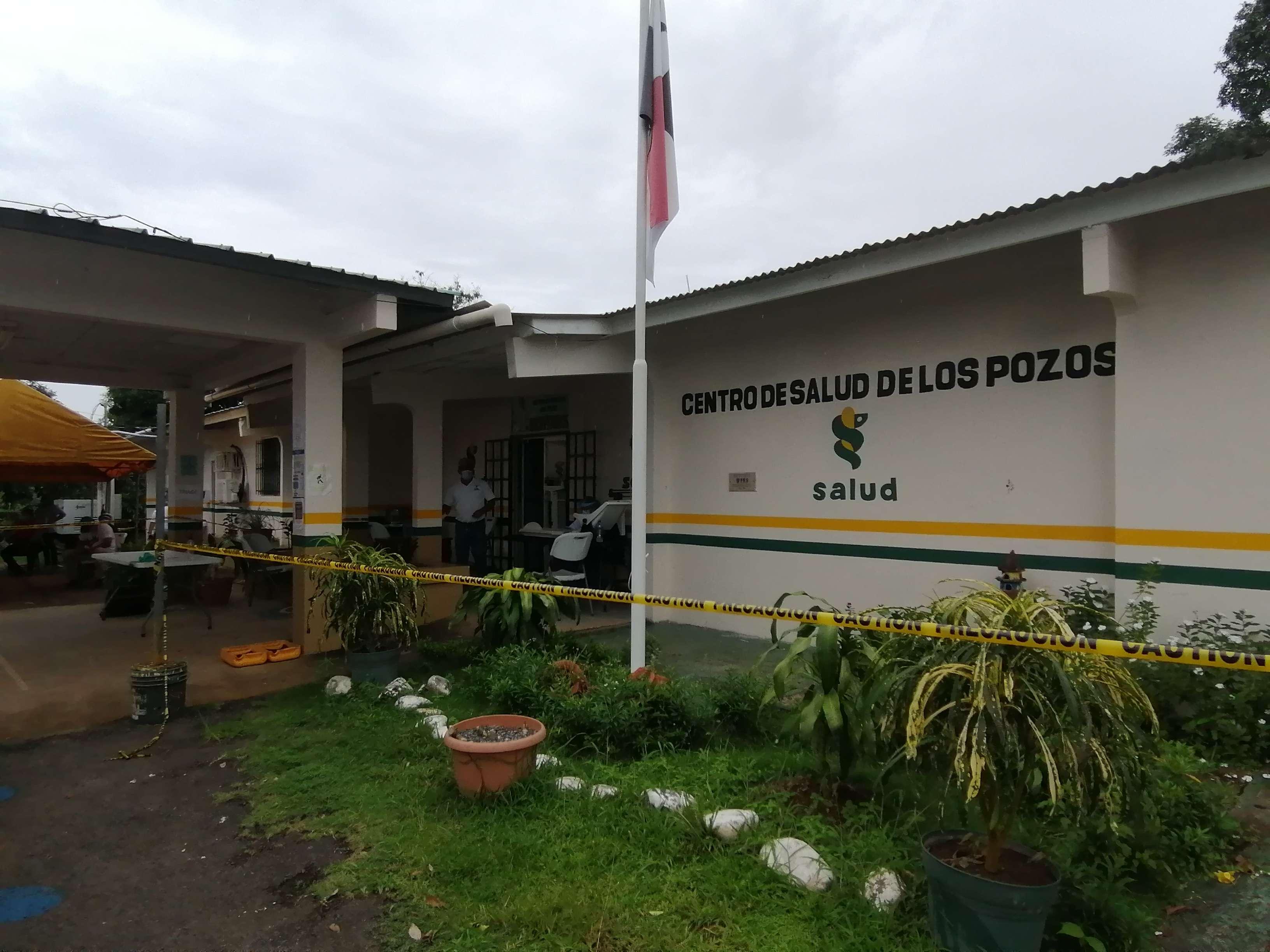 Se investiga un brote en el centro de salud de Los Pozos.