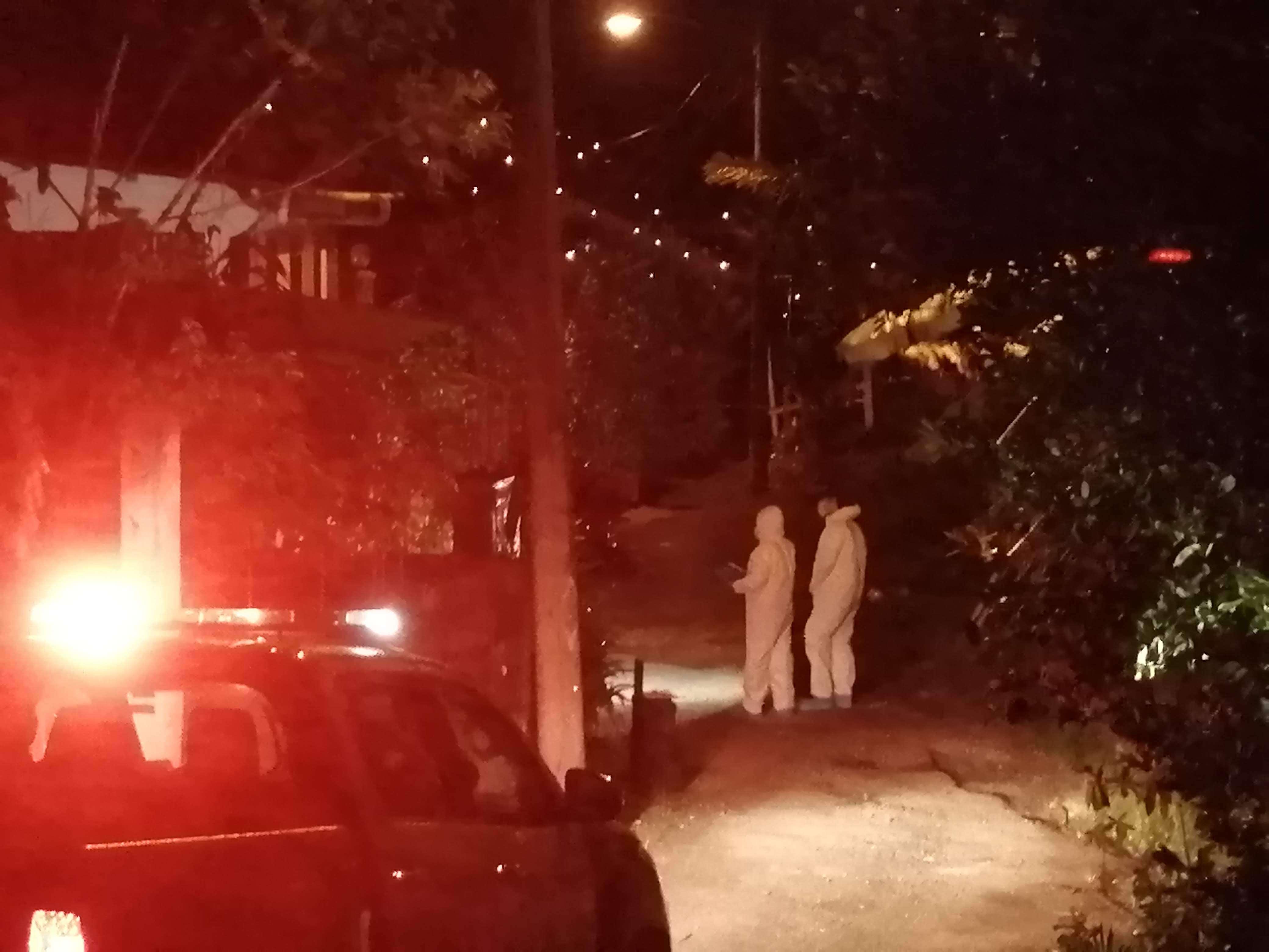 Un vecino mató al otro en medio de una discusión