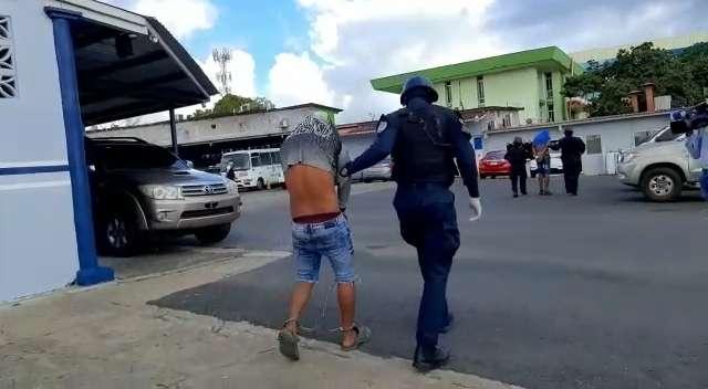 Los cuatro fueron capturados en Panamá Oeste