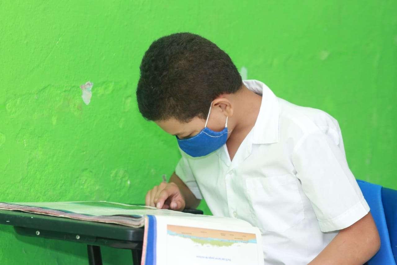 Las condiciones de las escuelas y la baja tasa de Covid-19 fueron tomados en cuenta