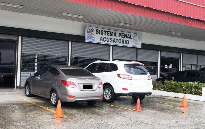 Sede Sistema Penal Acusatorio de Coclé.