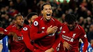 El Liverpool es el actual campeón y actual líder de la Liga Inglesa.