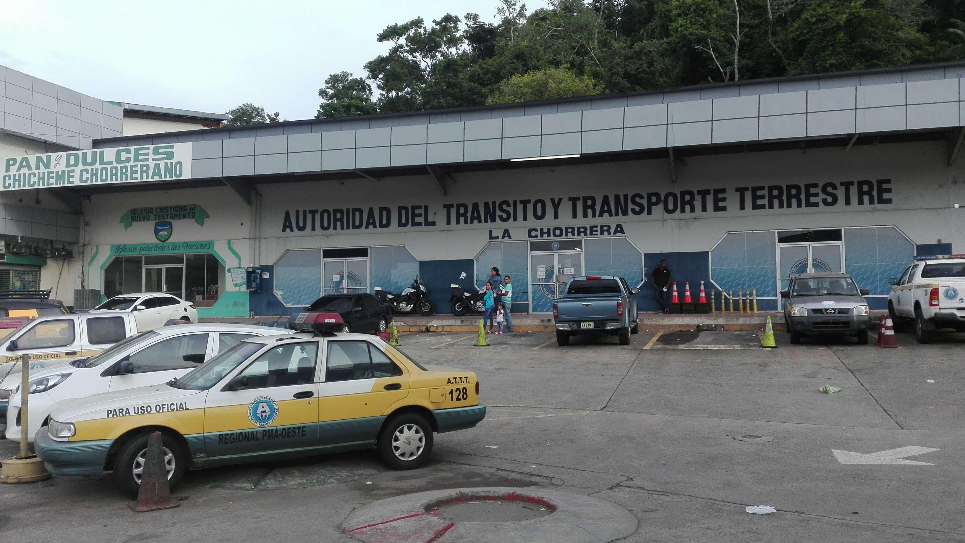Tránsito de Panamá Oeste