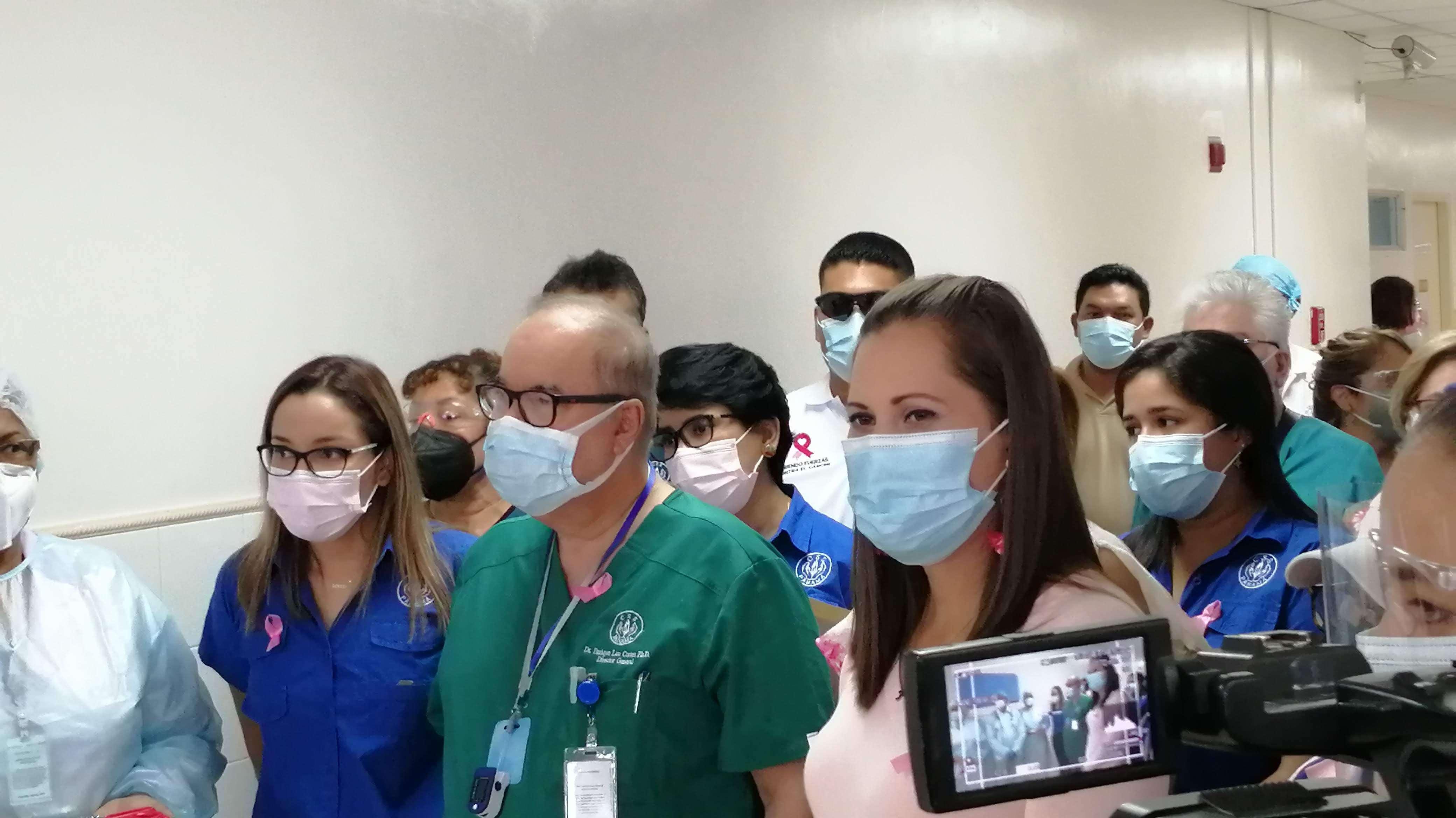 El director de la Caja del Seguro Social inauguró la clínica